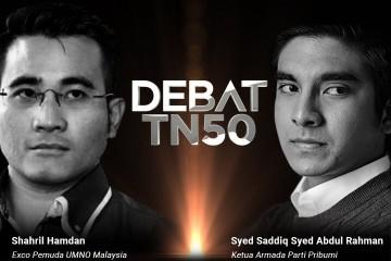 Debat TN50